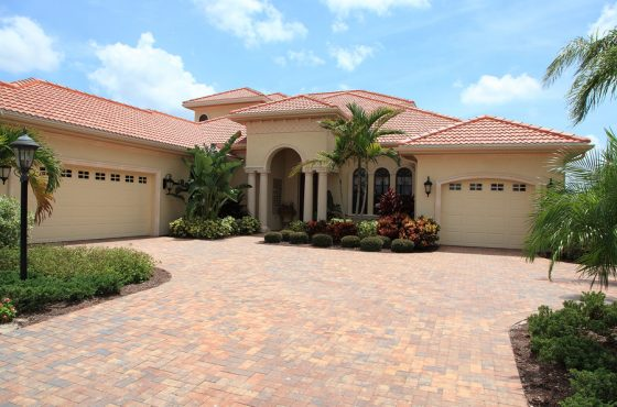 Newly built Beautiful Luxury tropical model home